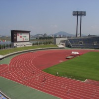 2007 世界陸上大阪 北欧事前合宿