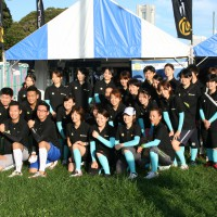 横浜トライアスロン 参加トレーナー